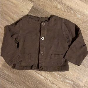 Carters 18 months cardigan